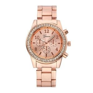 Accessories - Rose gold metal woman's watch